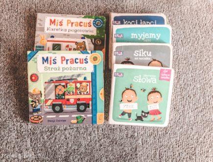 książeczki dla dzieci empik